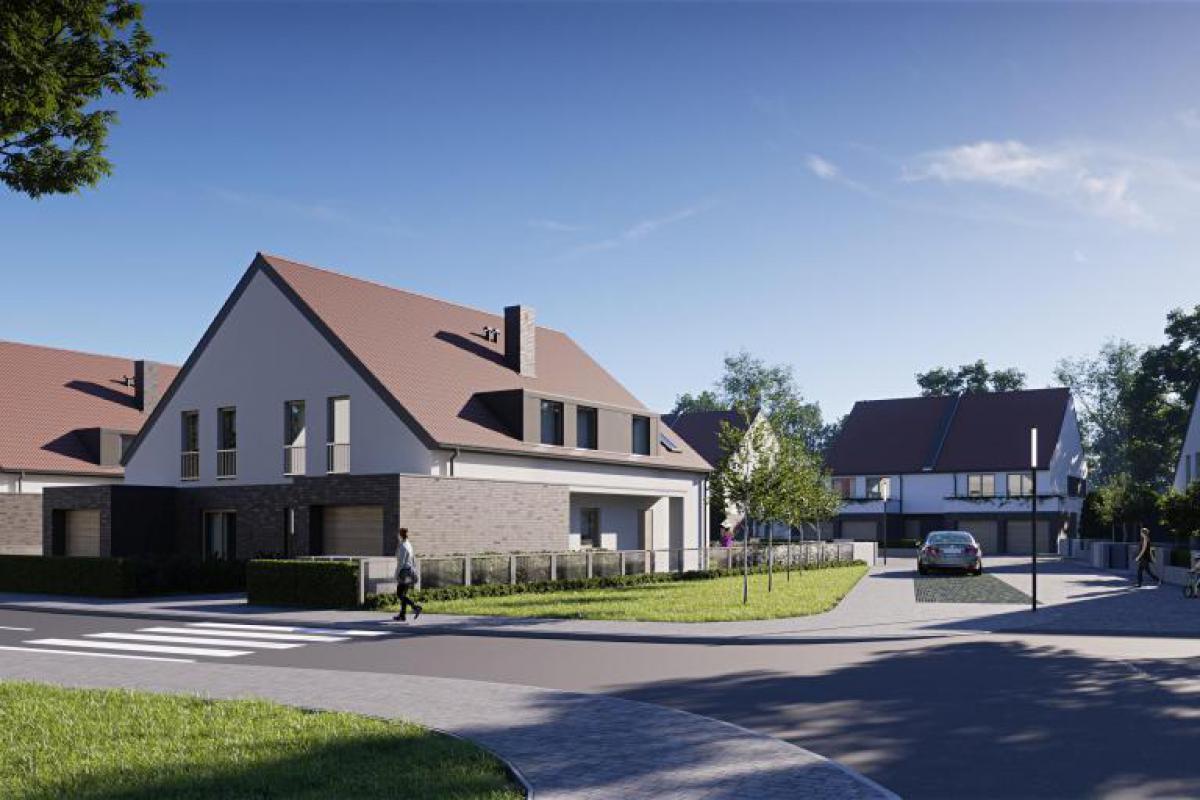 Osiedle Kaszmirowe - Wrocław, Maślice, ul. Kozia / ul. Łomżyńska, Incepti Development KP Investment Sp. z o. o. Sp. k. - zdjęcie 3