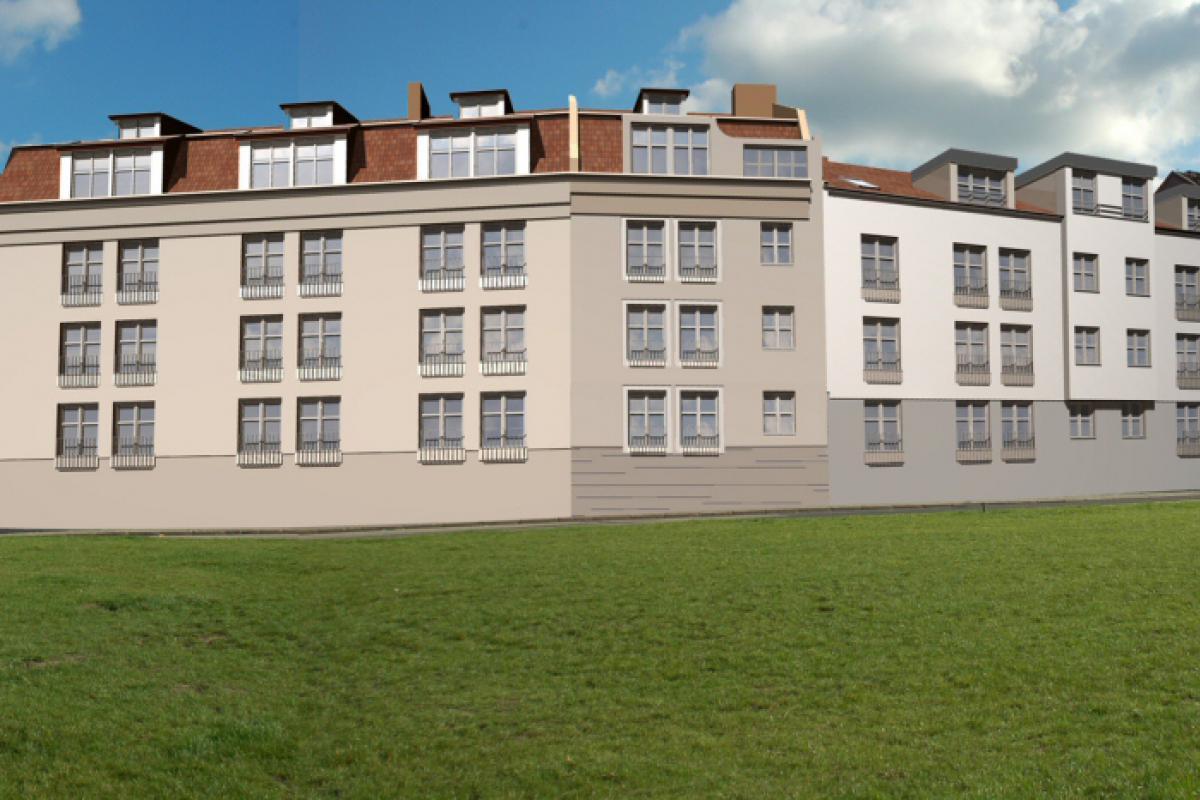 Apartamenty Poznań Zagórze - Poznań, Ostrów Tumski, ul. Zagórze 3, ART-BUD Sp. z o.o. - zdjęcie 3
