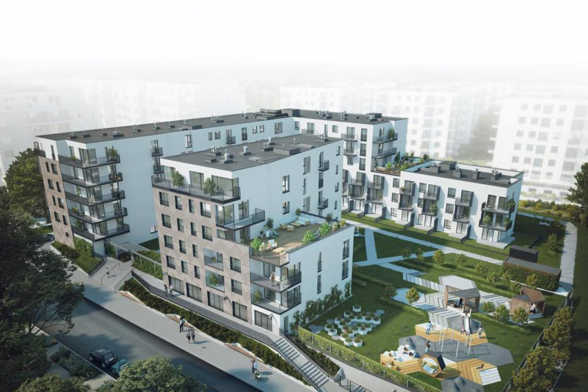 Saperska 30 - Poznań, Dolna Wilda , ul. Saperska 30, OKRE Development Sp. z o.o. - zdjęcie 1