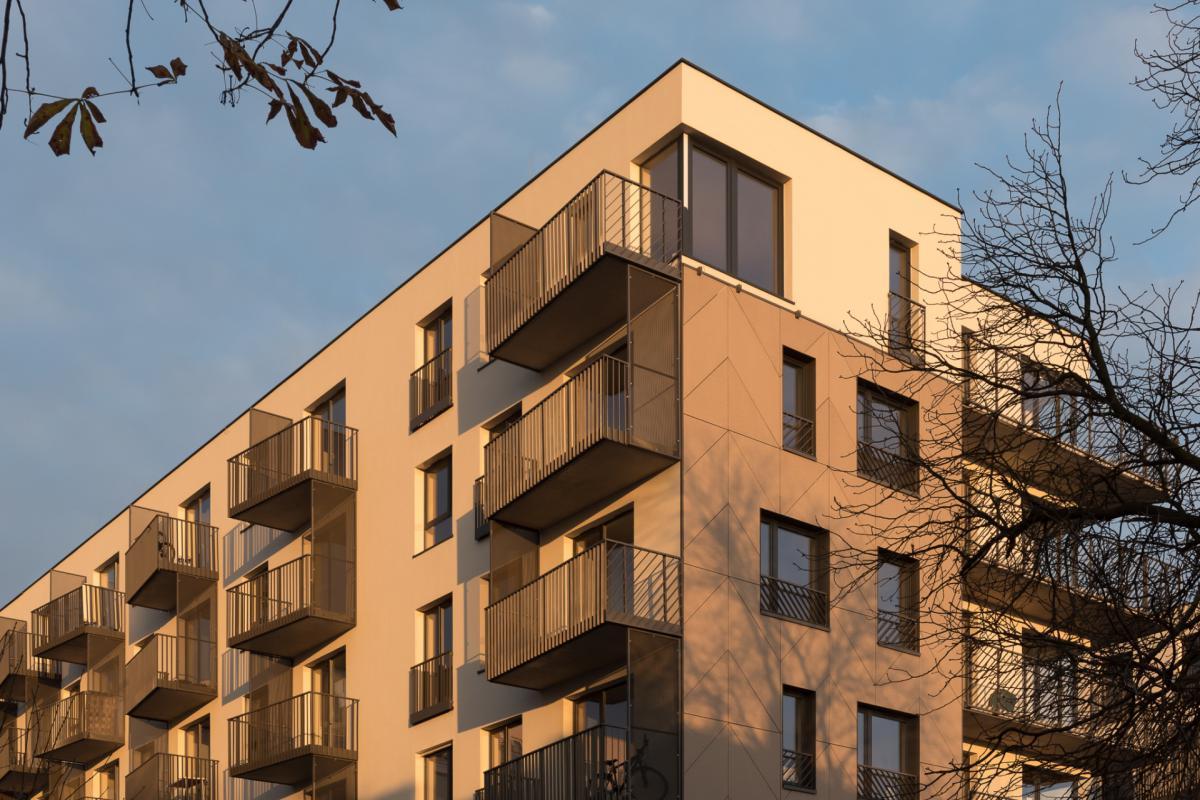 Saperska 30 - Poznań, Dolna Wilda , ul. Saperska 30, OKRE Development Sp. z o.o. - zdjęcie 3