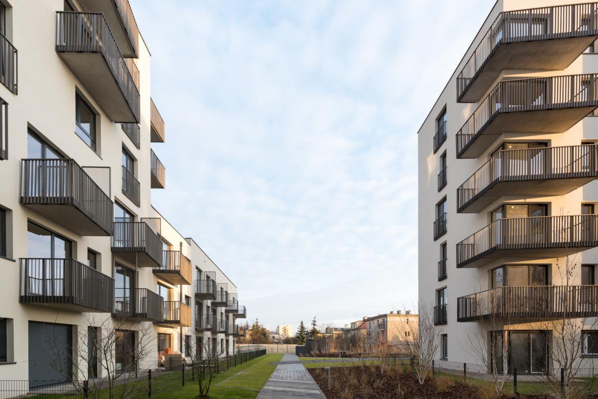 Saperska 30 - Poznań, Dolna Wilda , ul. Saperska 30, OKRE Development Sp. z o.o. - zdjęcie 2