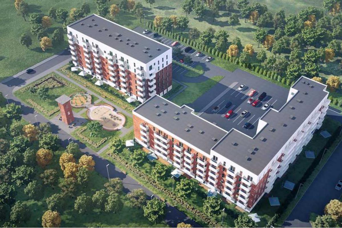 Murapol Nowa Przędzalnia - Łódź, ul. Wróblewskiego, Murapol S.A. - zdjęcie 1