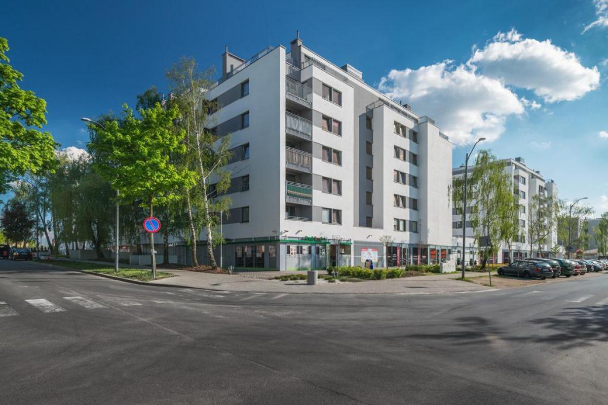 Młody Grunwald - lokale komercyjne - Poznań, Junikowo, ul. Jeleniogórska 7, Ronson Development - zdjęcie 1