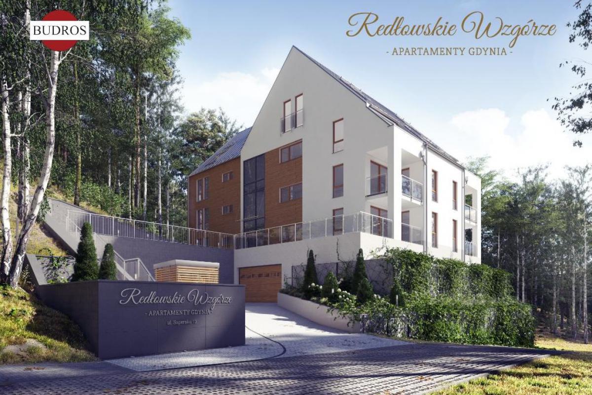 Redłowskie Wzgórze - Gdynia, Redłowo, ul. Saperska, P.B.M. i R. BUDROS - zdjęcie 1