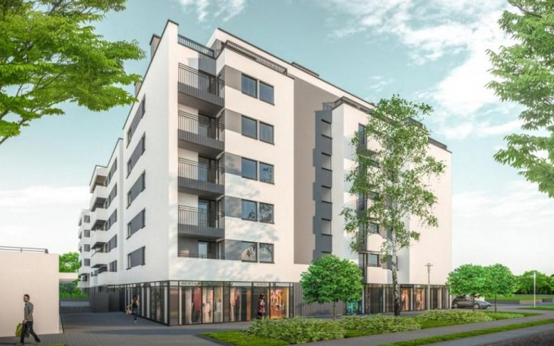 Młody Grunwald - Poznań, Junikowo, ul. Jeleniogórska 7, Ronson Development - zdjęcie 1