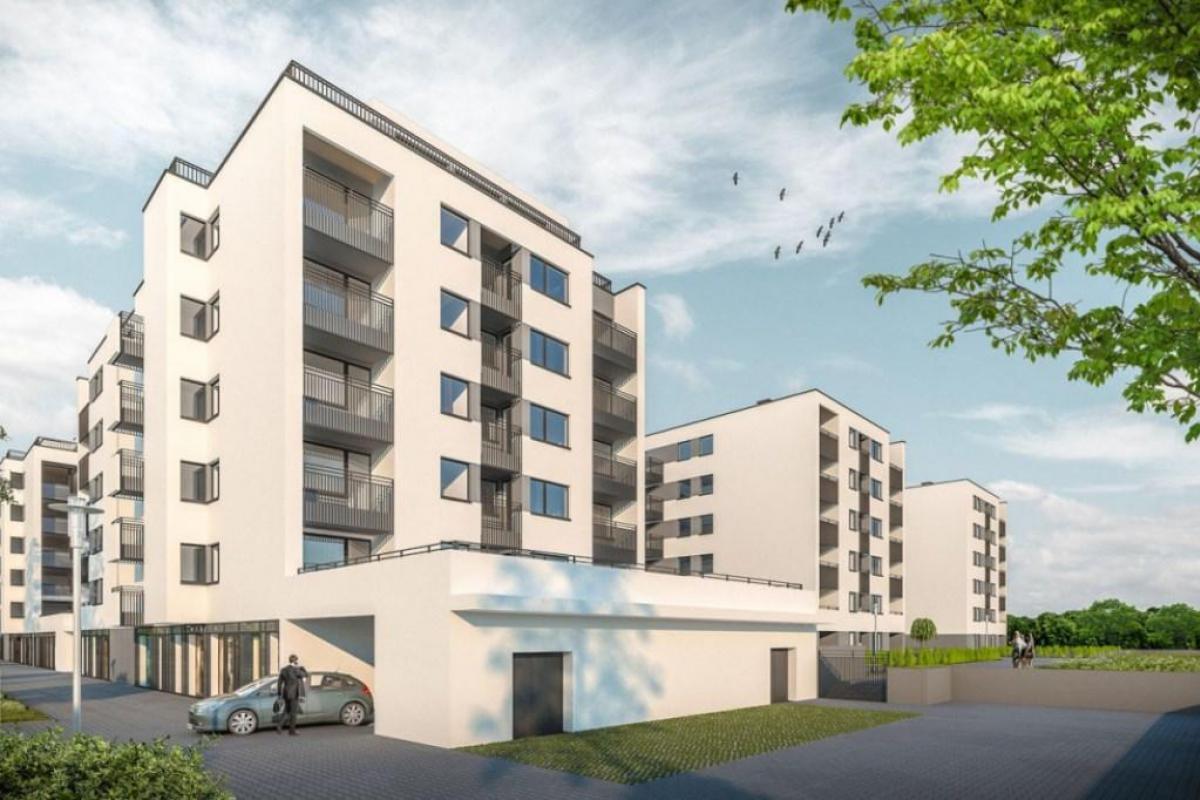 Młody Grunwald - Poznań, Junikowo, ul. Jeleniogórska 7, Ronson Development - zdjęcie 3