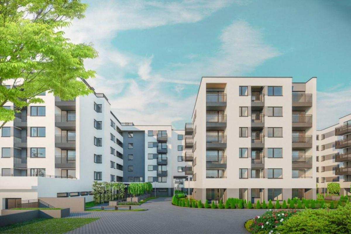 Młody Grunwald - Poznań, Junikowo, ul. Jeleniogórska 7, Ronson Development - zdjęcie 5