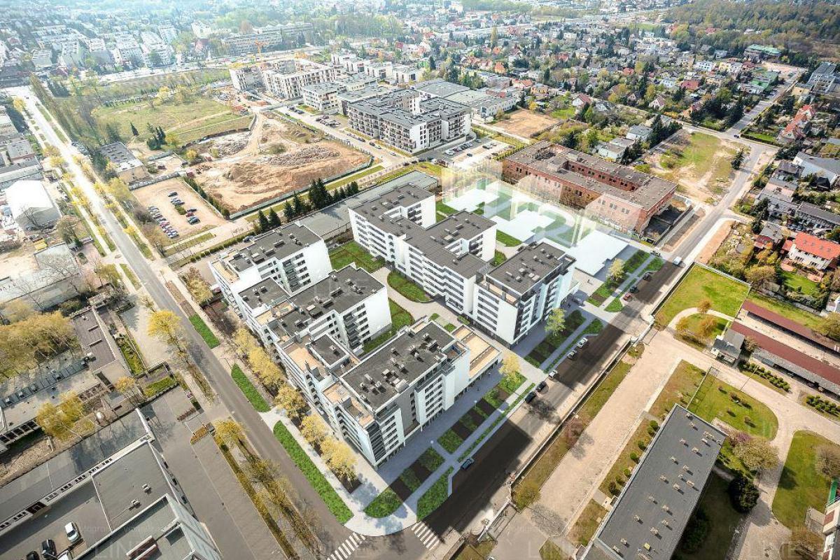 Młody Grunwald - Poznań, Junikowo, ul. Jeleniogórska 7, Ronson Development - zdjęcie 7