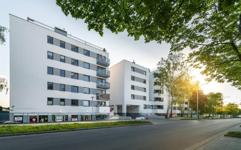 Młody Grunwald - Poznań, Junikowo, ul. Jeleniogórska 7, Ronson Development - zdjęcie 6