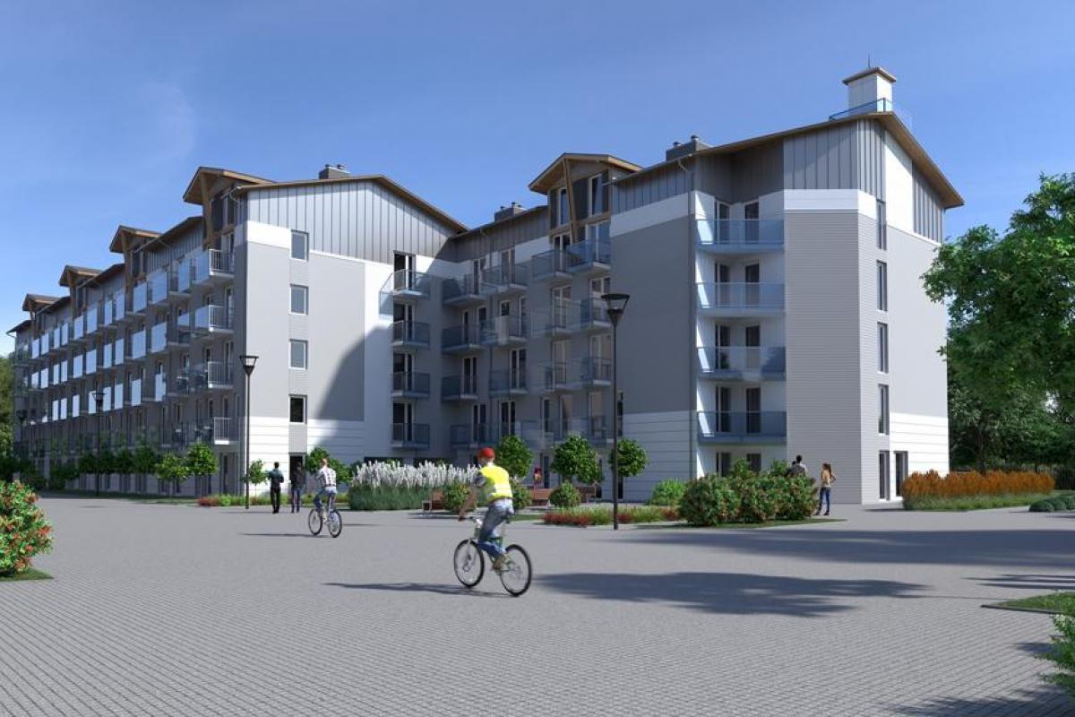 Nadolnik Compact Apartments  - Poznań, Zawady, ul. Nadolnik 8, Grupa Partner - zdjęcie 10