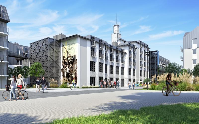 Nadolnik Compact Apartments  - Poznań, Zawady, ul. Nadolnik 8, Grupa Partner - zdjęcie 1