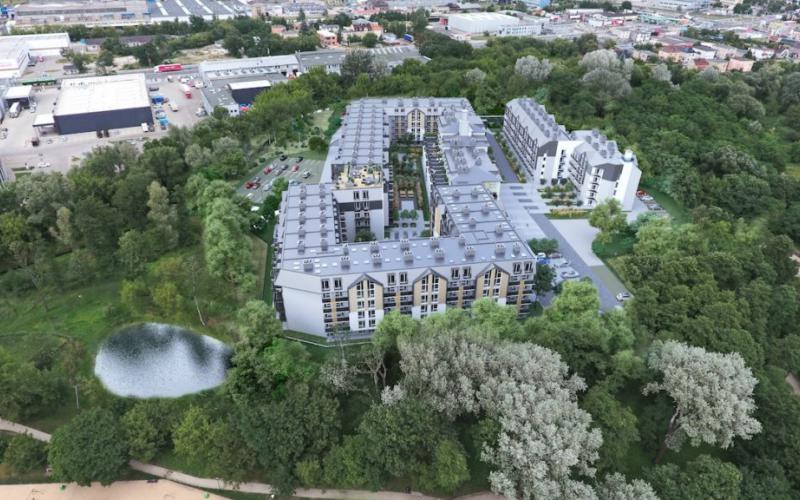 Nadolnik Compact Apartments  - Poznań, Zawady, ul. Nadolnik 8, Grupa Partner - zdjęcie 5