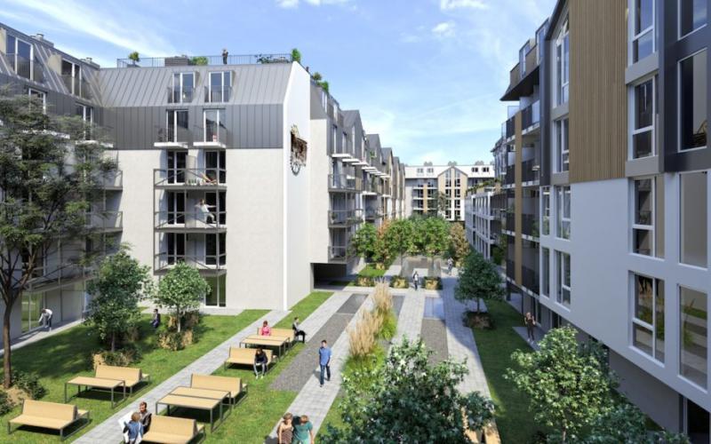 Nadolnik Compact Apartments  - Poznań, Zawady, ul. Nadolnik 8, Grupa Partner - zdjęcie 2