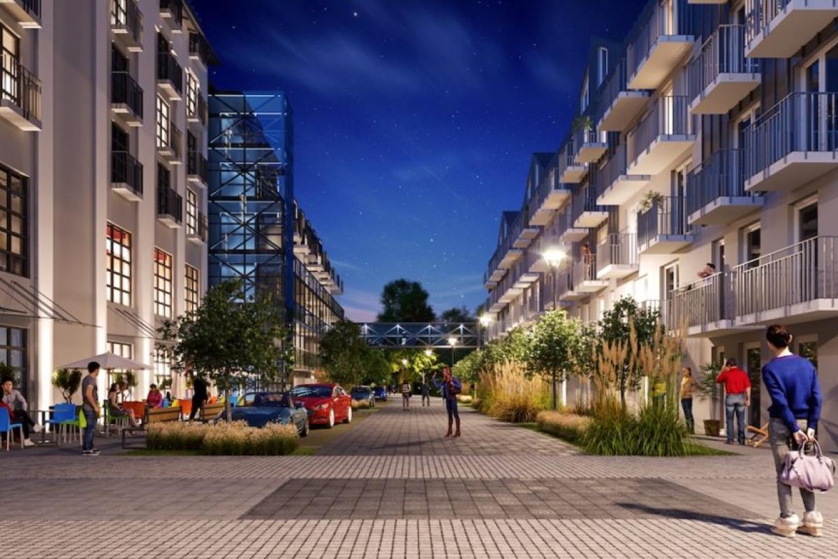 Nadolnik Compact Apartments  - Poznań, Zawady, ul. Nadolnik 8, Grupa Partner - zdjęcie 11