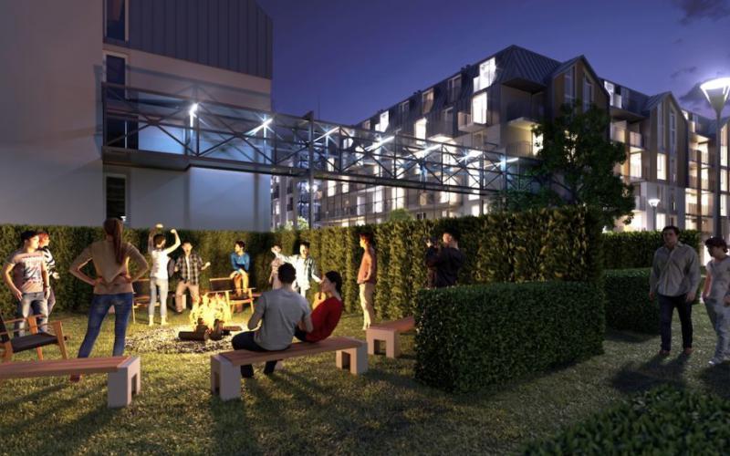 Nadolnik Compact Apartments  - Poznań, Zawady, ul. Nadolnik 8, Grupa Partner - zdjęcie 12