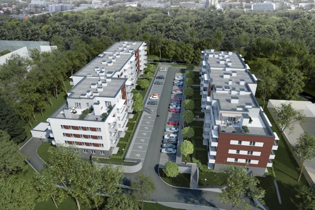 Murapol Śląskie Tarasy - inwestycja wyprzedana - Katowice, ul. Nasypowa, Murapol S.A. - zdjęcie 2