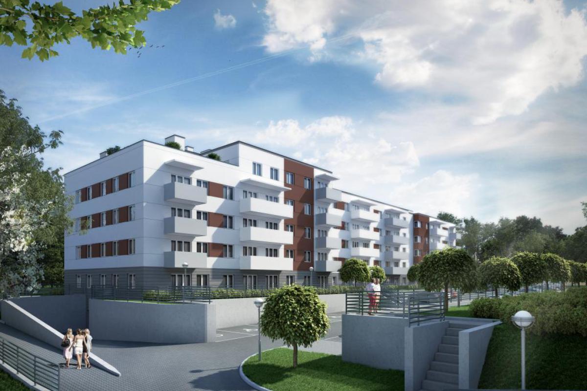 Murapol Śląskie Tarasy - inwestycja wyprzedana - Katowice, ul. Nasypowa, Murapol S.A. - zdjęcie 3