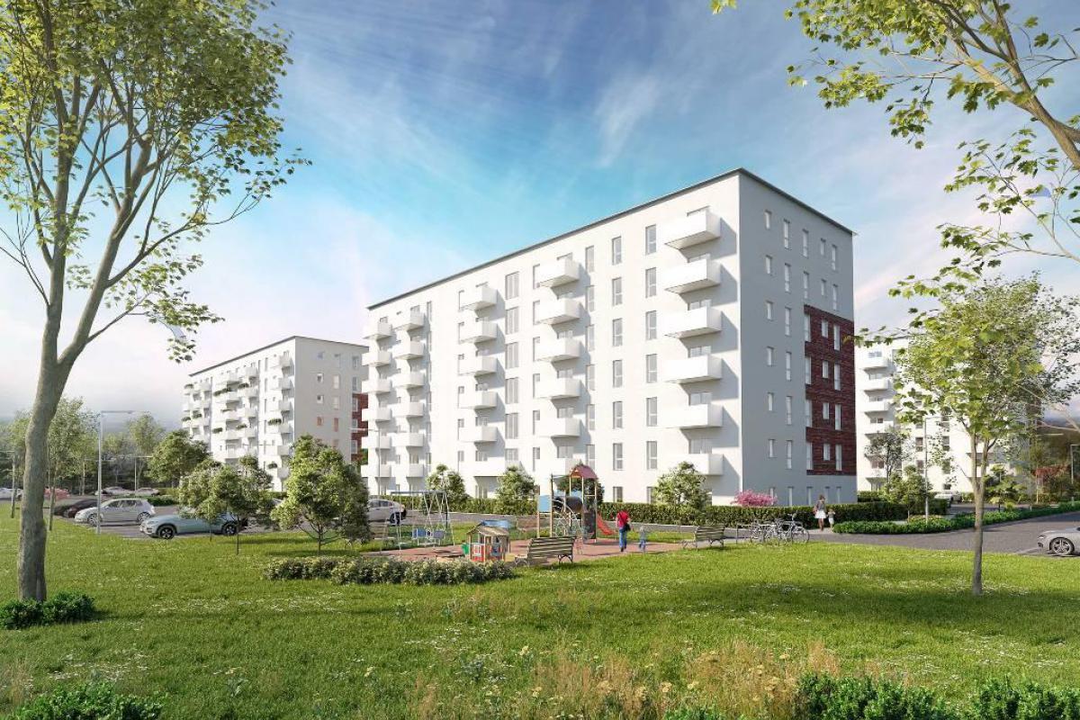 Murapol Nowa Przędzalnia  - Łódź, ul. Wróblewskiego 19A, Murapol S.A. - zdjęcie 1