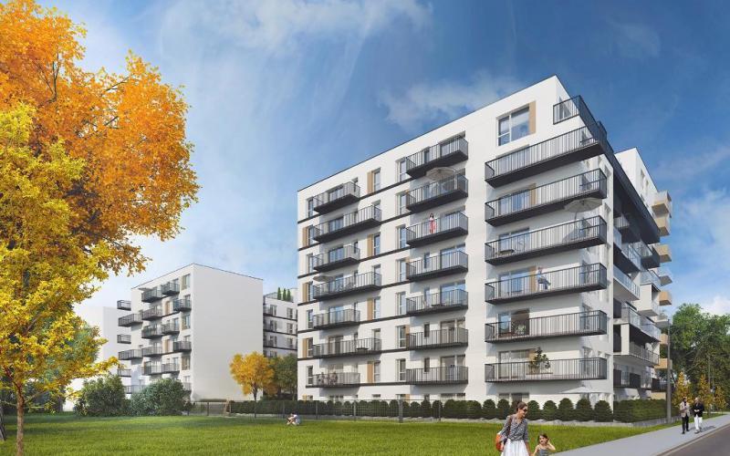METROBIELANY budynek D, etap 4 - Warszawa, Wawrzyszew, ul. Lekka 1, TK Development - zdjęcie 1