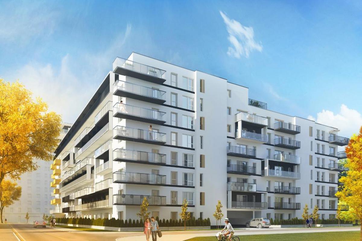 METROBIELANY budynek D, etap 4 - Warszawa, Wawrzyszew, ul. Lekka 1, TK Development - zdjęcie 2