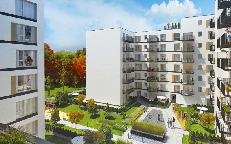 METROBIELANY budynek D, etap 4 - Warszawa, Wawrzyszew, ul. Lekka 1, TK Development - zdjęcie 3