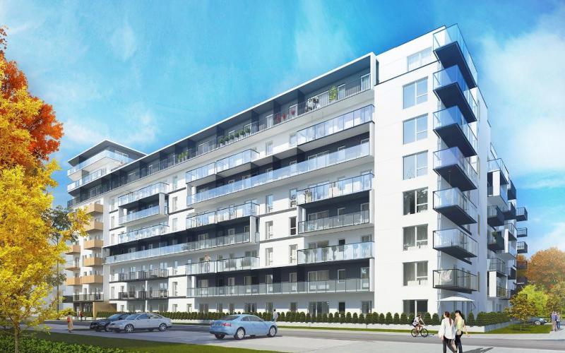 METROBIELANY budynek D, etap 4 - Warszawa, Wawrzyszew, ul. Lekka 1, TK Development - zdjęcie 4