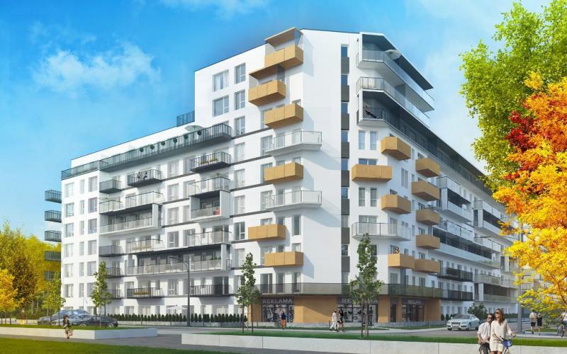 METROBIELANY budynek D, etap 4 - Warszawa, Wawrzyszew, ul. Lekka 1, TK Development - zdjęcie 5