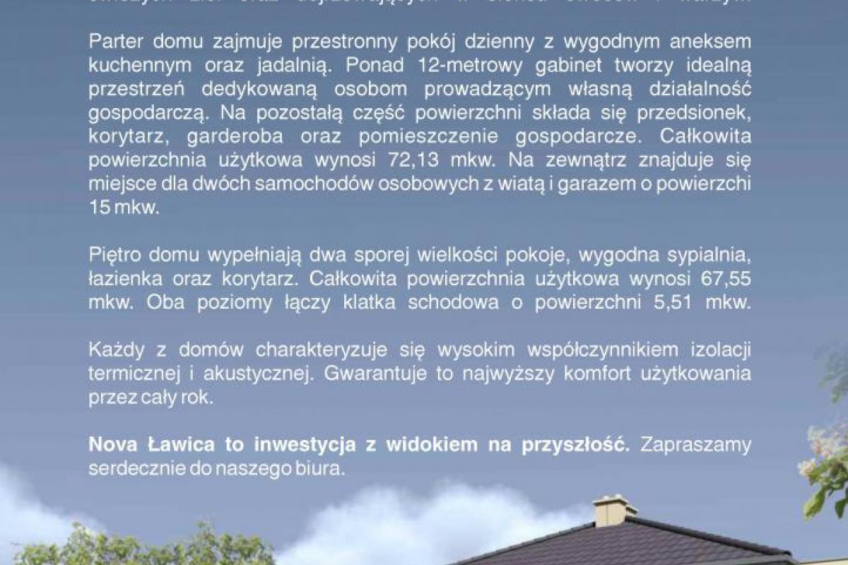 Nova Ławica - Poznań, Ławica, ul. Barlinecka, ESTIA CONSTRUCTION - zdjęcie 2