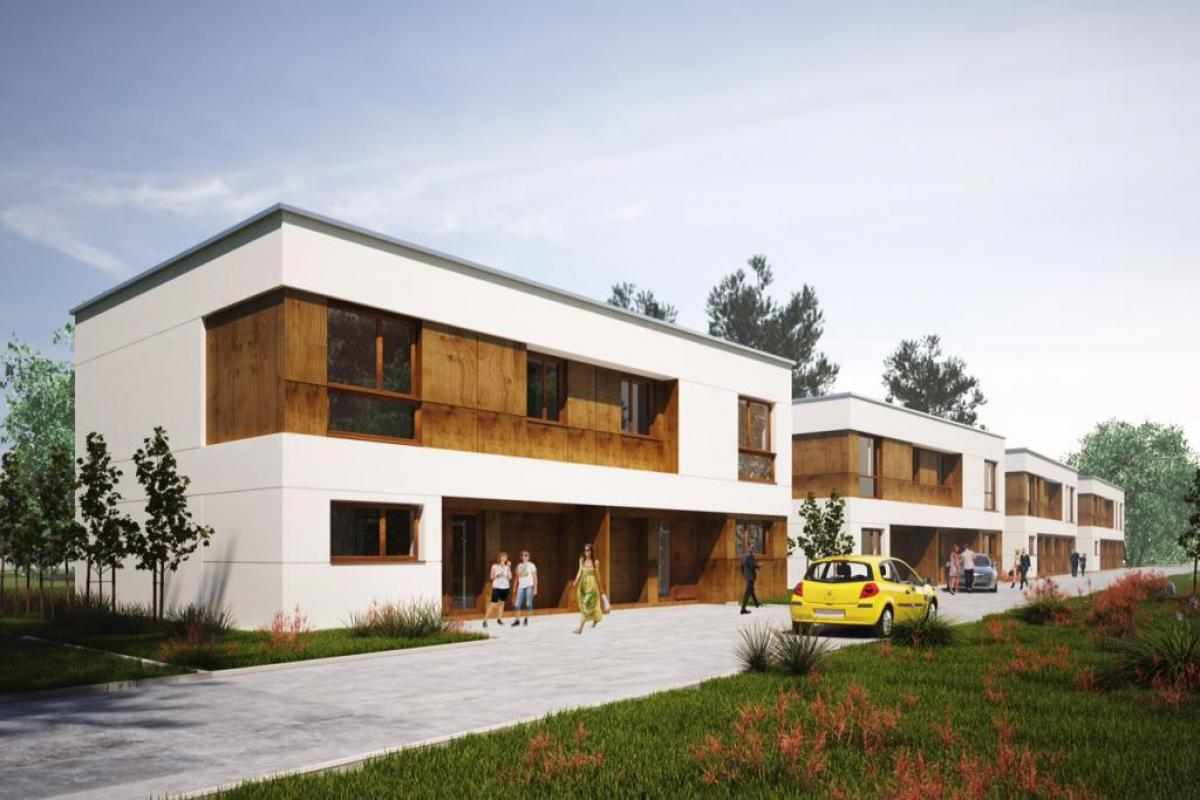 Modern Village - Warszawa, Zbytki, ul. Trakt Lubelski 144, VP Invest Development - zdjęcie 1