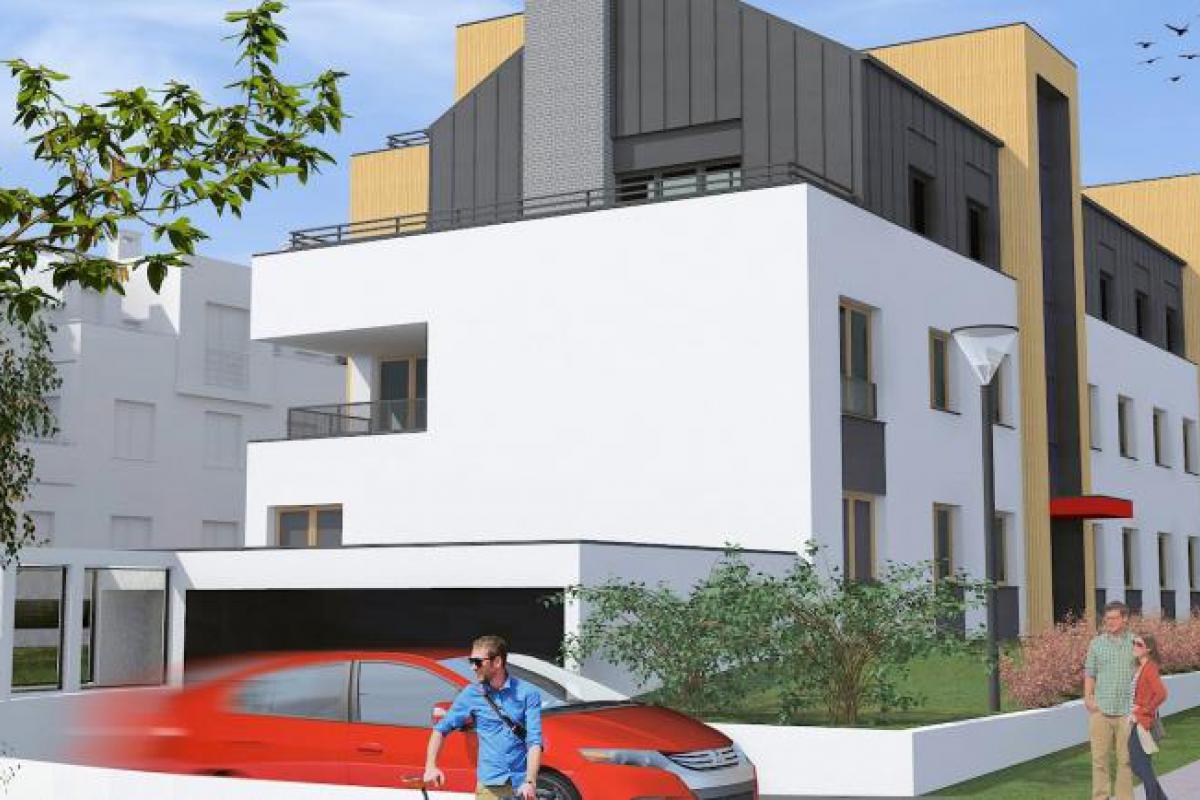 Strzeszyn Gombrowicza - Poznań, Strzeszyn, ul. Gombrowicza, Nova House Development Sp. z o.o. - zdjęcie 2