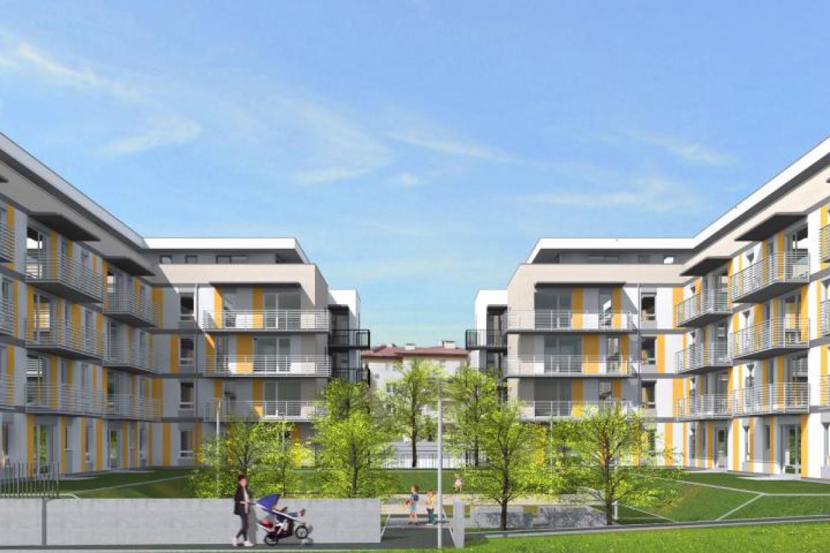 Apartamenty Pogodno - Szczecin, Pogodno, ul. Sadowskiego, Sowińskiego 72 Sp. z o.o. - zdjęcie 1