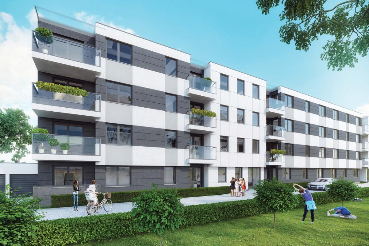 Wrzosowa Aleja - Warszawa, Brzeziny, ul. Kartograficzna 53, J.W. Construction Holding S.A. - zdjęcie 2