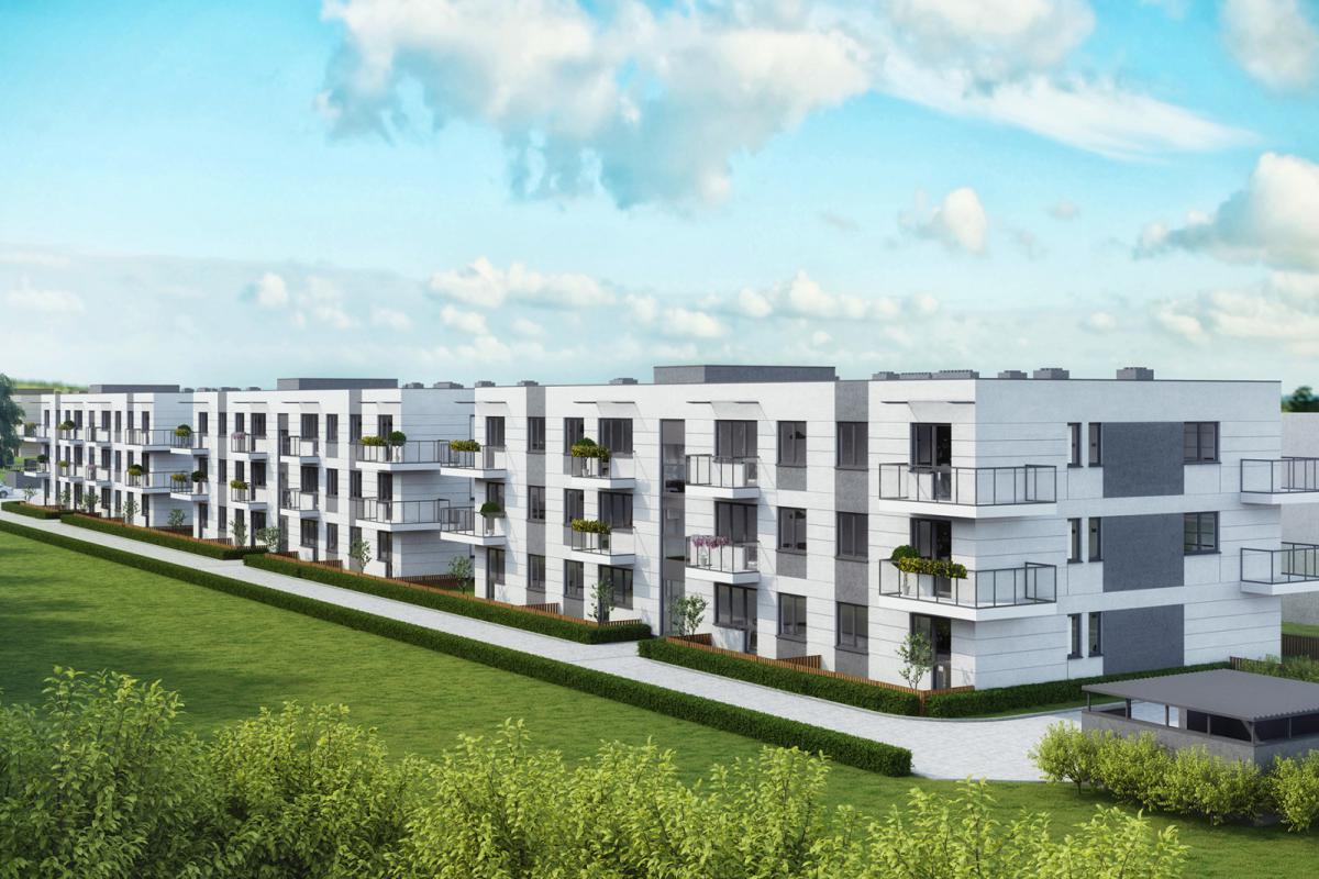 Wrzosowa Aleja - Warszawa, Brzeziny, ul. Kartograficzna 53, J.W. Construction Holding S.A. - zdjęcie 1