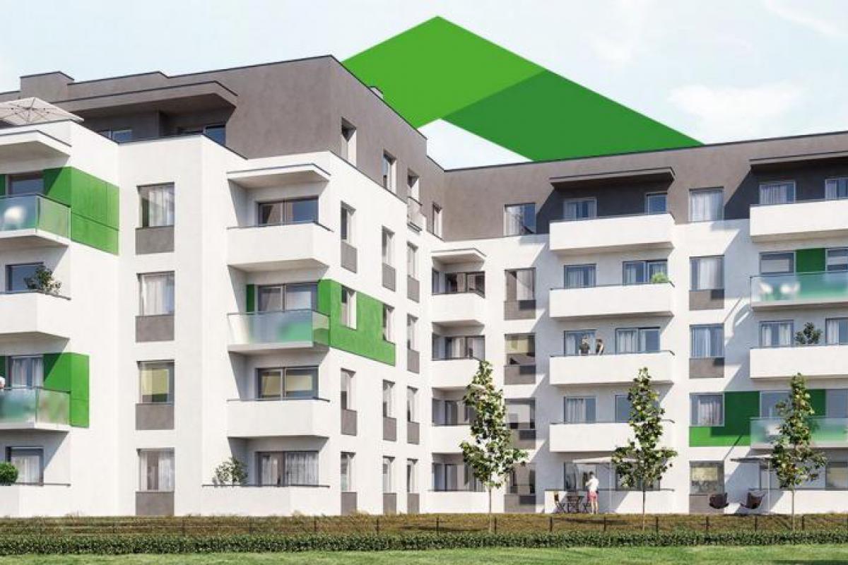 Osiedle Wyzwolenia - Bydgoszcz, Fordon, ul. Wybudowanie, APRO Investment Sp. z o.o. - zdjęcie 1