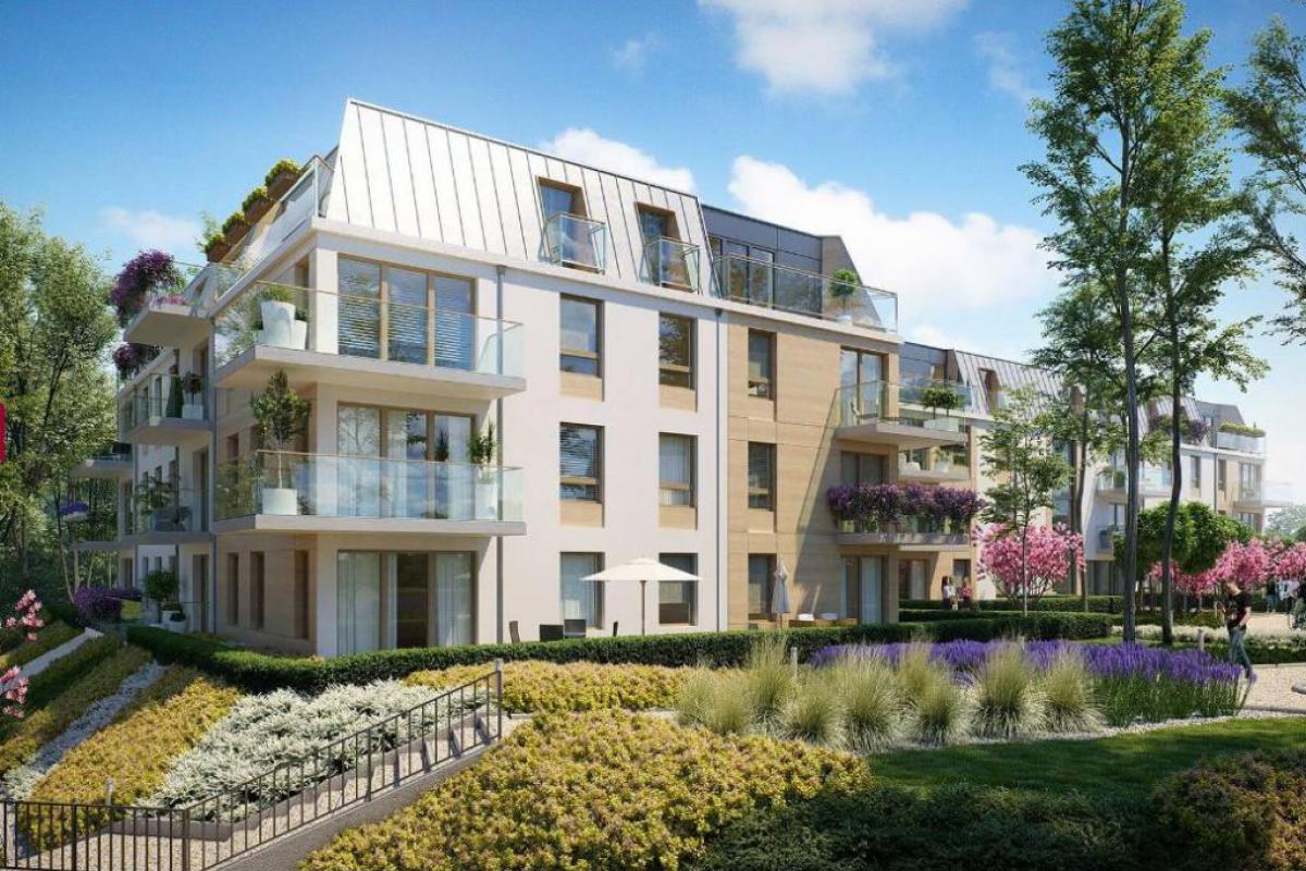 Apartamenty Dolny Sopot - Sopot, Dolny Sopot, al. Niepodległości 875, Tree Development Group Sp. z o.o. - zdjęcie 1