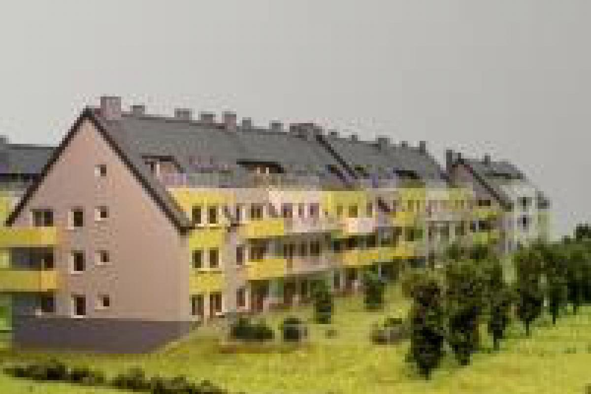 Osiedle Hibiskus - Wrocław, Złotniki, ul. Kosmonautów, Budotex Sp. z o.o. - zdjęcie 9