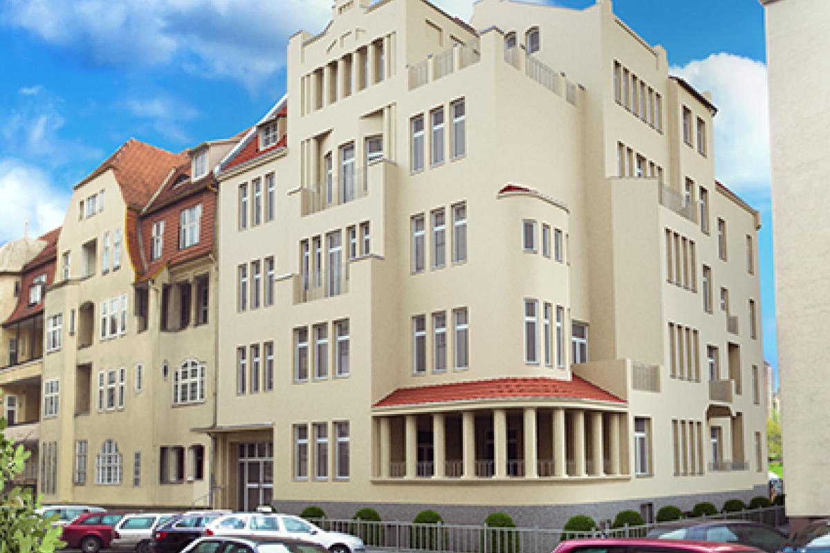 Chełmońskiego 20 - Poznań, Łazarz, ul. Chełmońskiego 20, Strefa N Sp. z o.o. - zdjęcie 1