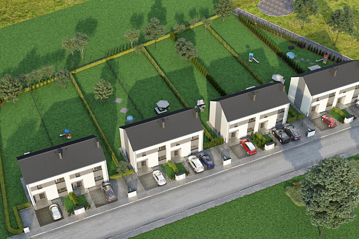 Zielone Rabowice II - Rabowice, ul. Bliska, Greenbud Development - zdjęcie 3