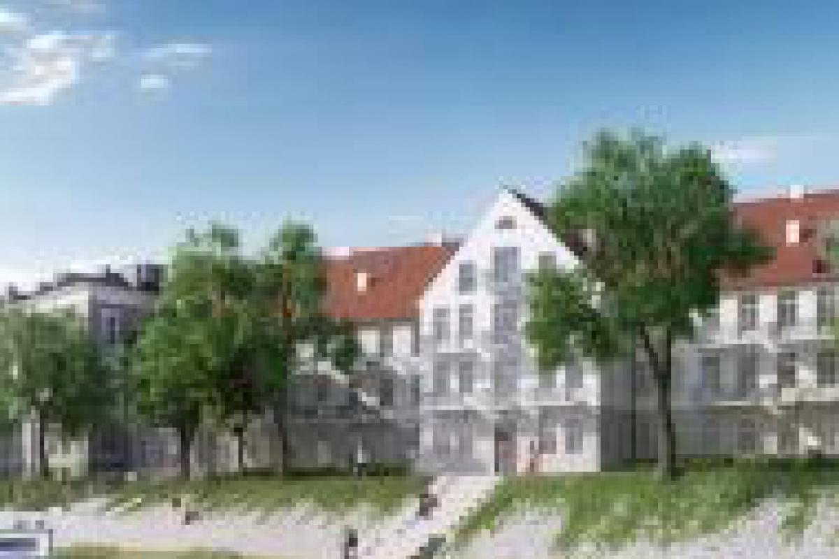 Przy Bulwarze II - Wrocław, Szczepin, ul. Wszystkich Świętych, i2 Development Sp. z o.o. - zdjęcie 1