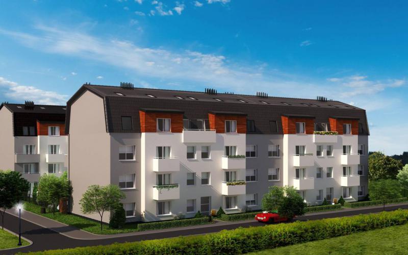 Osada Sportowa - Smolec, ul. Granitowa, Omega Buildings Sp. z o.o. B Sp.k. - zdjęcie 1