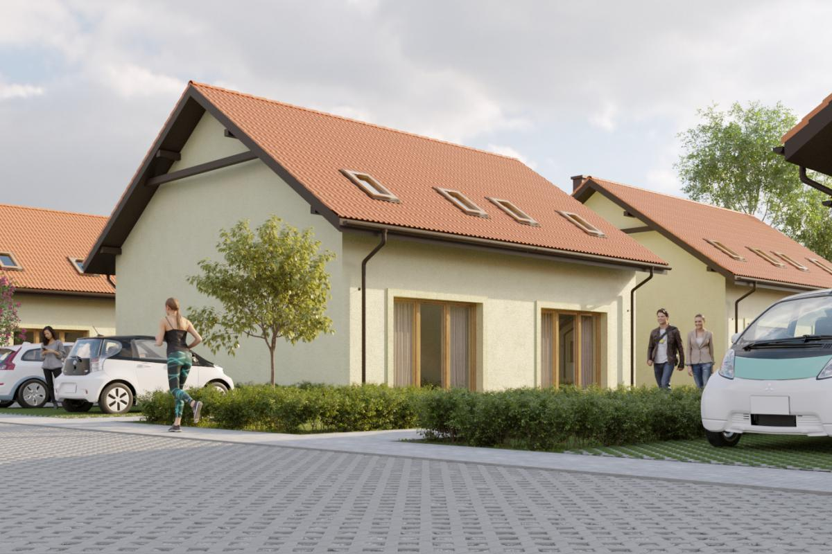 Osiedle Wschodnie w Skowarczu – mieszkania  - Skowarcz, Profesjonal24 Sp. z o.o. - zdjęcie 2