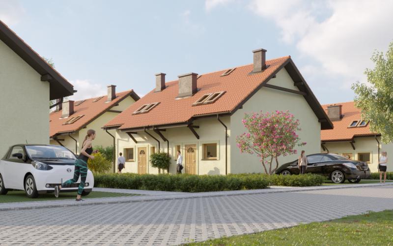 Osiedle Wschodnie w Skowarczu – mieszkania  - Skowarcz, Profesjonal24 Sp. z o.o. - zdjęcie 1