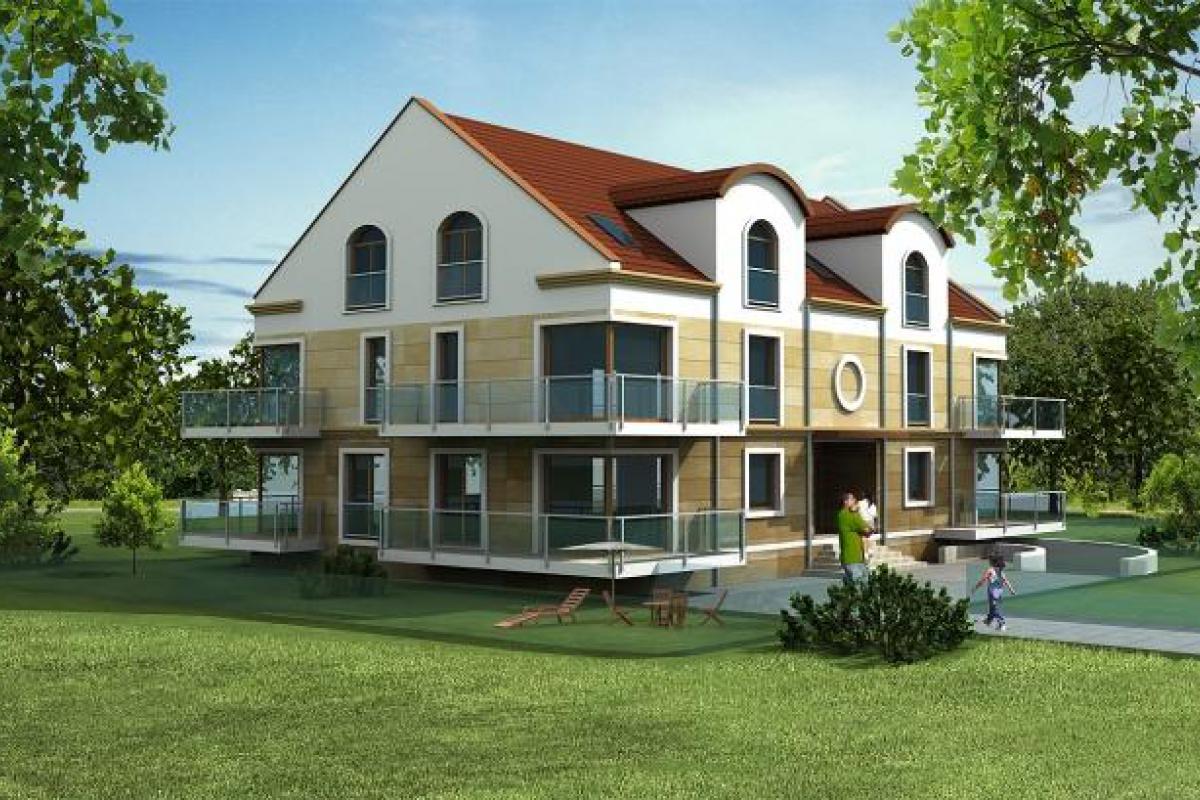 Rezydencja Aretuza - Wrocław, Zalesie, ul. Szymanowskiego, i2 Development Sp. z o.o. - zdjęcie 1