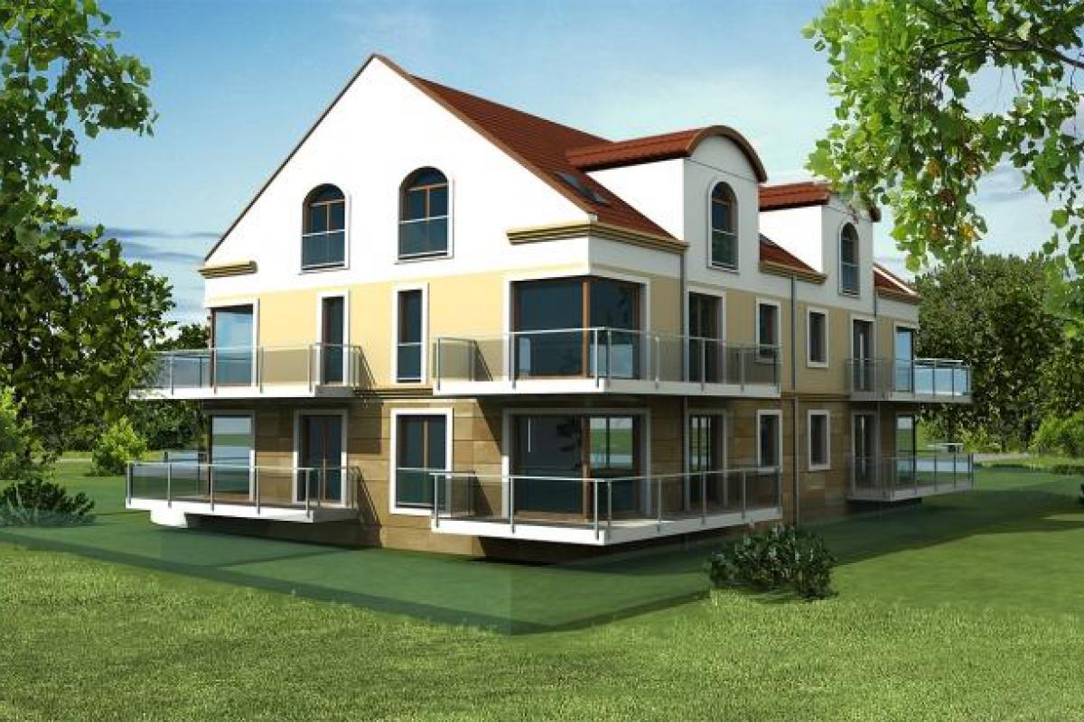 Rezydencja Aretuza - Wrocław, Zalesie, ul. Szymanowskiego, i2 Development Sp. z o.o. - zdjęcie 2