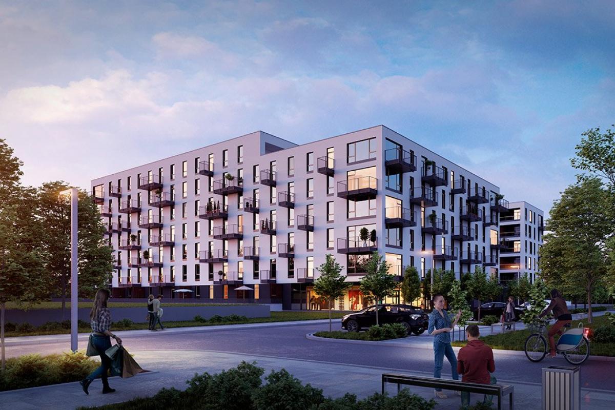 Active City I - Warszawa, Raków, ul. Instalatorów, Longbridge Developement Sp. z o.o. - zdjęcie 3