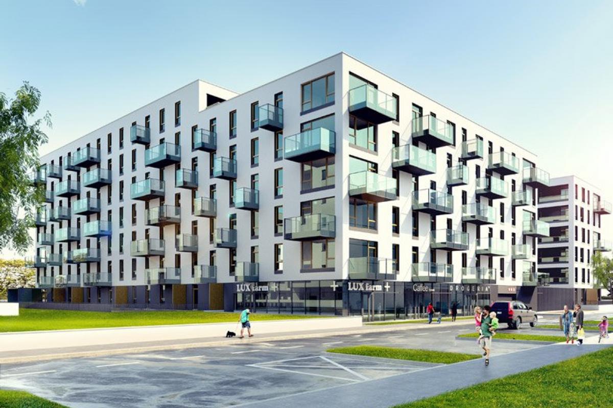 Active City I - Warszawa, Raków, ul. Instalatorów, Longbridge Developement Sp. z o.o. - zdjęcie 2