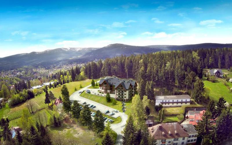 Czarny Kamień Resort&Spa - Szklarska Poręba, ul. Wojska Polskiego 11, ART–Dom Sp. z o.o. - zdjęcie 3