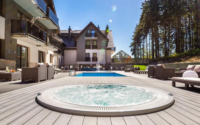 Czarny Kamień Resort&Spa - Szklarska Poręba, ul. Wojska Polskiego 11, ART–Dom Sp. z o.o. - zdjęcie 8
