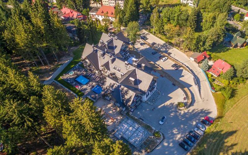 Czarny Kamień Resort&Spa - Szklarska Poręba, ul. Wojska Polskiego 11, ART–Dom Sp. z o.o. - zdjęcie 9