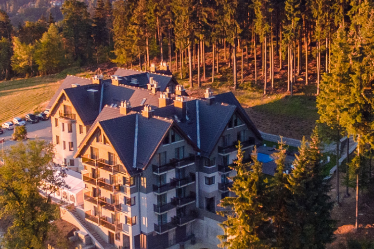 Czarny Kamień Resort&Spa - Szklarska Poręba, ul. Wojska Polskiego 11, ART–Dom Sp. z o.o. - zdjęcie 1